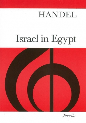 Israel In Egypt: Vocal Score: Solo: Ssatbb