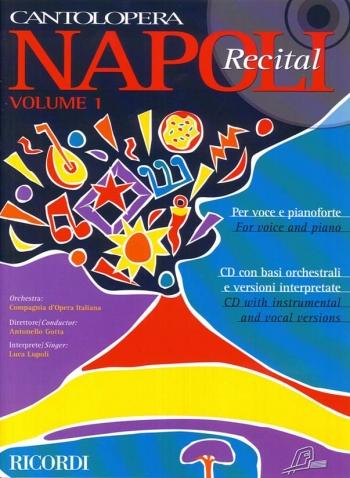 Cantolopera: Napoli Recital Vol 1: Voice and Piano