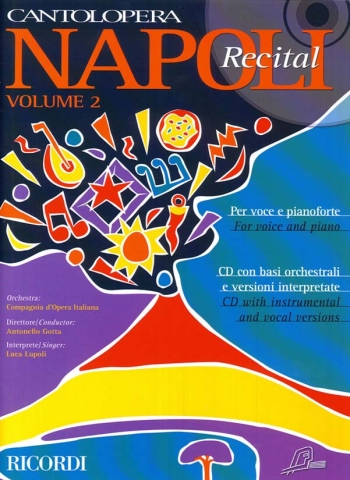 Cantolopera: Napoli Recital Vol 2: Voice and Piano