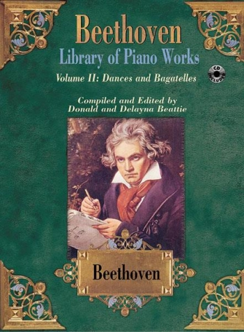 Library Of Piano Works Vol.2 Book & CD