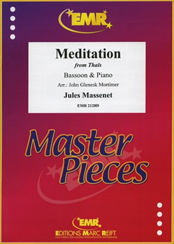 Meditation From Thais: Bassoon & Piano