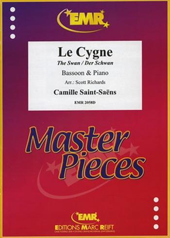 Swan Le Cygne: Bassoon & Piano