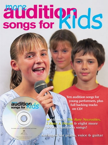 More Audition Songs For Kids: Vocal: Album