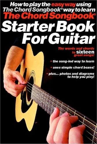 Starter For Guitar: Chord Songbook