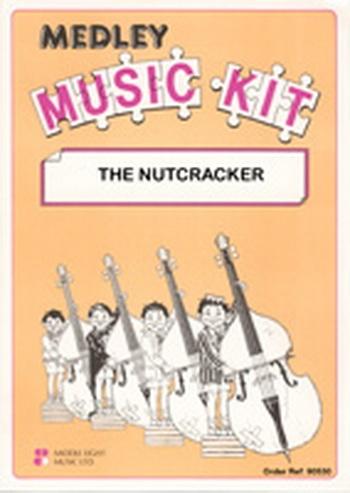 Medley Music Kit: Tchaikovsky: Nutcracker The Op71: Score And Parts