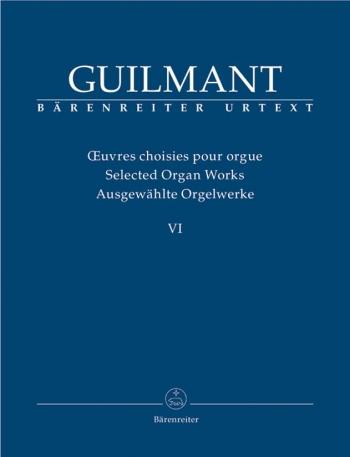 Selected Organ Works VI (Barenreiter)