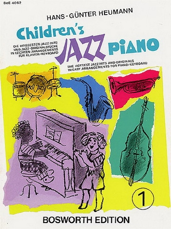 Childrens Jazz Piano: 1: Easy