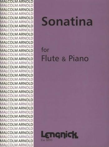 Sonatina Op.19: Flute & Piano (Faber)
