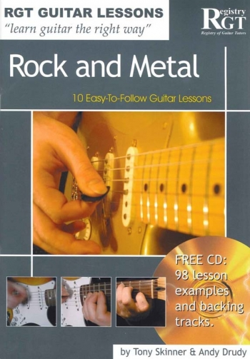 Registry Of Guitar Tutors: Rock and Metal: Guitar Lessons