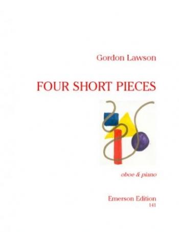 4 Short Pieces Oboe & Piano (Emerson)
