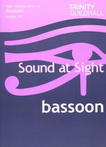 Sound At Sight Bassoon: Grade 1-8 Sight-Reading (Trinity)