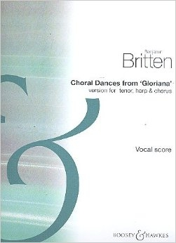 Choral Dances: Vocal Score: Satb