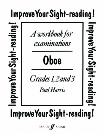 Improve Your Sight-Reading Grade 1-3: Oboe (Archive Copy) (Paul Harris)