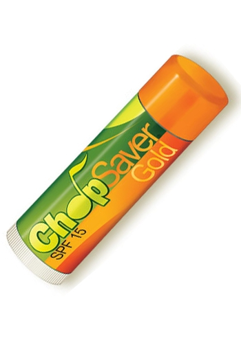 Chop Saver Gold Lip Balm With SPF15