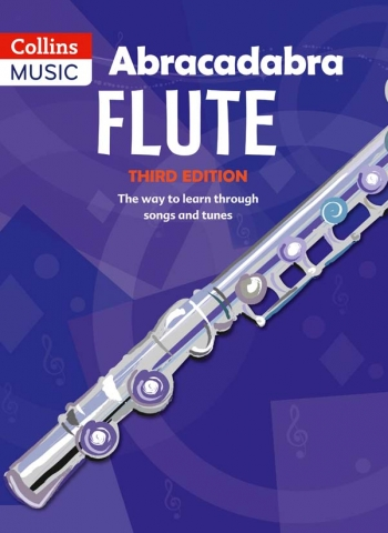 Abracadabra Flute: Third Edition: Pupils Book Only (Pollock)  (A & C Black)