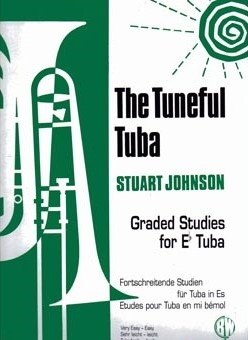 Tuneful Tuba: 8 Graded Studies: Tuba Bass Clef