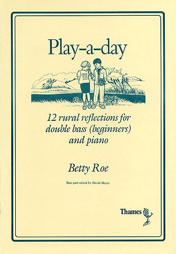 Play-A-Day: Double Bass
