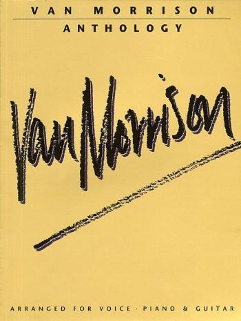 Van Morrison: Morrison Anthology: Piano Vocal Guitar