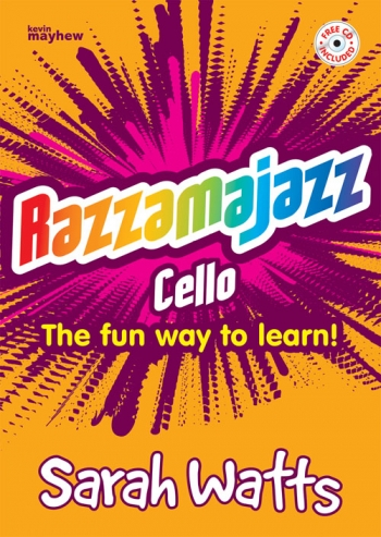 Razzamajazz Cello: Book & CD