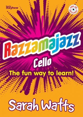 Razzamajazz Cello: Book & CD (watts)