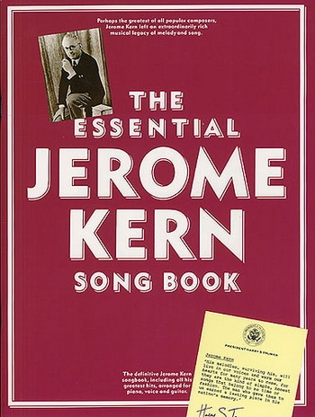 Jerome Kern: Essential Songbook: Piano Vocal Guitar