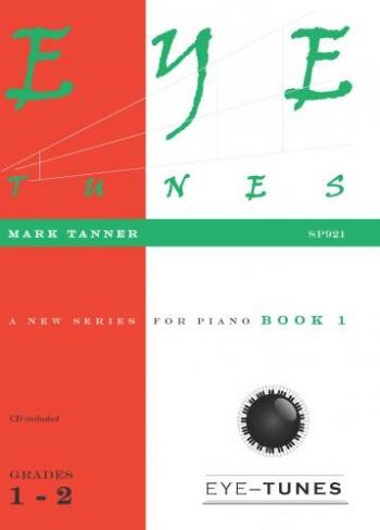 Eye Tunes: Book 1: Piano (Grade1-2) Bk&Cd