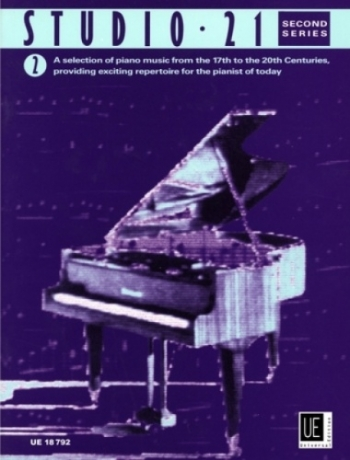 Studio 21: Second Series Book 2 Piano Music