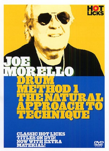 Joe Morello  Drum Method : 1