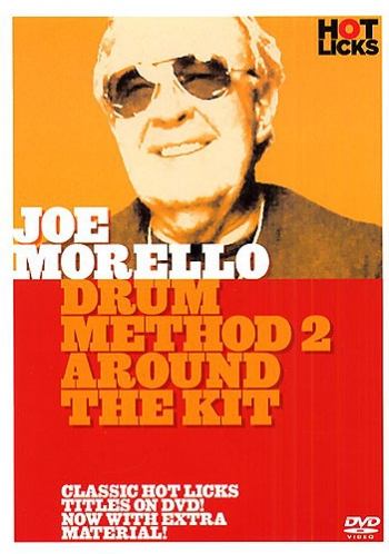 Joe Morello  Drum Method : 2