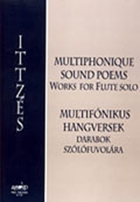Multiphonic Sound Poems Flute Solo