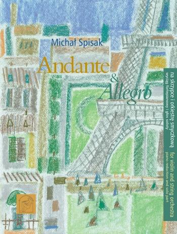 Andante and Allegro: Violin and Piano