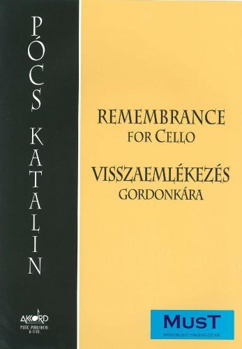 Rememberence: Cello Solo