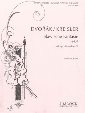 Slavonic Fantasy : B Minor: Violin