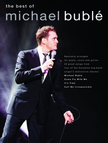 Michael Buble: Best Of: Piano Vocal & Guitar