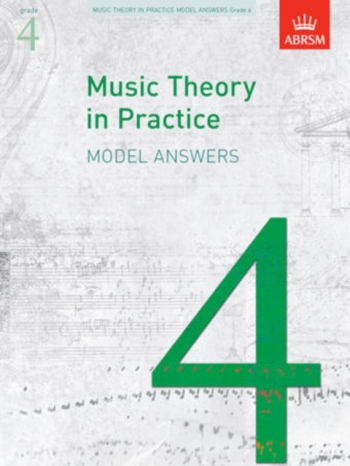 ABRSM Music Theory In Practice Answers: Grade 4