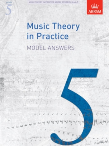 ABRSM Music Theory In Practice Answers: Grade 5