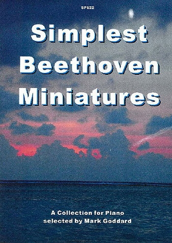 Simplest Beethoven Miniatures: Piano