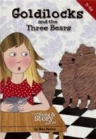The Song & Story Series: Goldilocks And The Three Bears: Ages 3-6  Musical: Bk & Cd