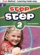 Step By Step 2: Flute  Method: Book 1: Book & 2CDs