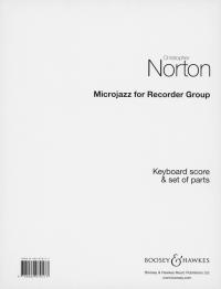 Microjazz For Recorder Group: SSA