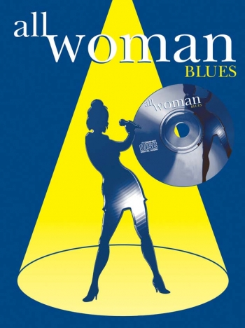 All Woman Blues - Piano Vocal Guitar - Bk&cd