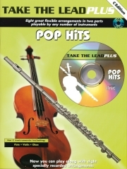 Take The Lead Plus: Pop Hits: Flute: Book & CD