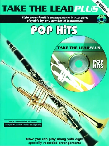 Take The Lead Plus: Pop Hits: Bb Edtion: Book & CD