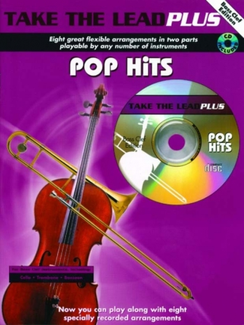 Take The Lead Plus: Pop Hits: Trombone or Cello Or Bassoon: Book & CD
