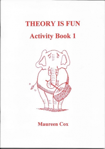 Theory Is Fun Activity Book 1
