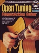 Progressive  Guitar :  Open Tuning Finger Picking -