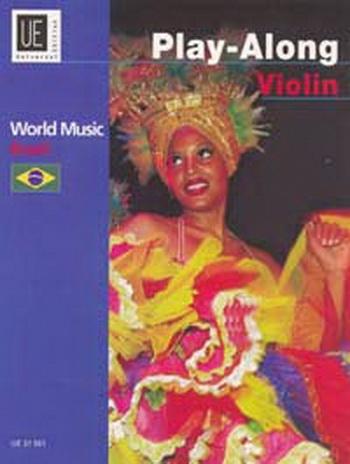 World Music Brazil Play Along: Violin: Book & CD
