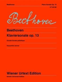 Piano Sonata C Minor Op.13: (Pathetique): Piano (Wiener Urtext)