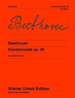Piano Sonata Ab Major Op.26: Piano (Wiener Urtext)