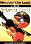 Discover The Lead: Christmas Carols: Violin: Bk&cd